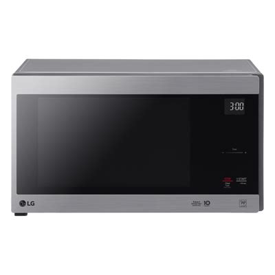 Microwave Lg 450 Watt lg 1 5 cu ft 1200 watt countertop microwave stainless