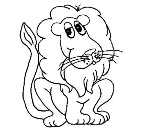 free coloring pages of lion giraffe