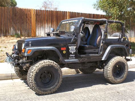 What Is A Tj Jeep Jeep Tj Photos Reviews News Specs Buy Car