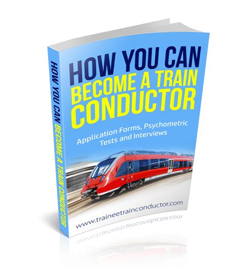 become a conductor trainee conductor