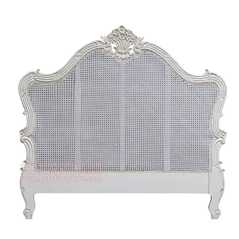 rattan bed headboard headboard french bed with rattan bate furniture