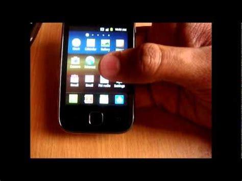 Handphone Samsung Galaxy Y Gt S5360 samsung galaxy y s5360 review