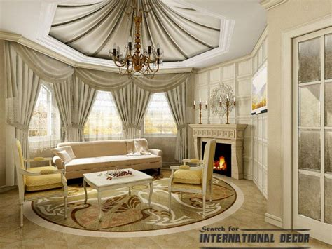 Classic Ceiling Design by How To Create A Real Classic Interior Design