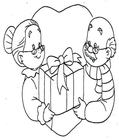 colorea tus dibujos dibujos de caricaturas abuelos para pintar imagui