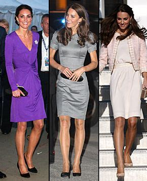Putting The Back In Fashion by Kate Middleton Flesh Kate Put Back The