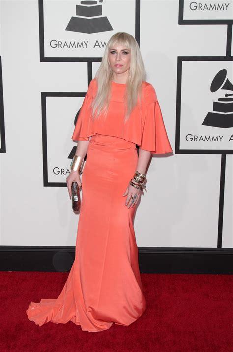 Grammy Awards Bedingfield bedingfield 2014 grammy awards carpet