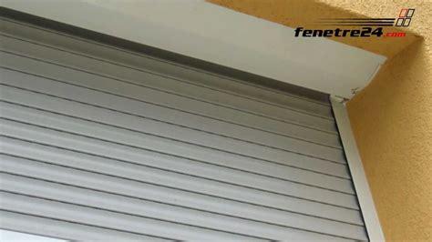 Rideau Electrique Exterieur by Produit Volet Roulant Ext 233 Rieur Fenetre24 Tv