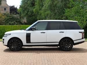 Used Cars Usa Range Rover Used 2016 Land Rover Range Rover Sdv8 Vogue For Sale In