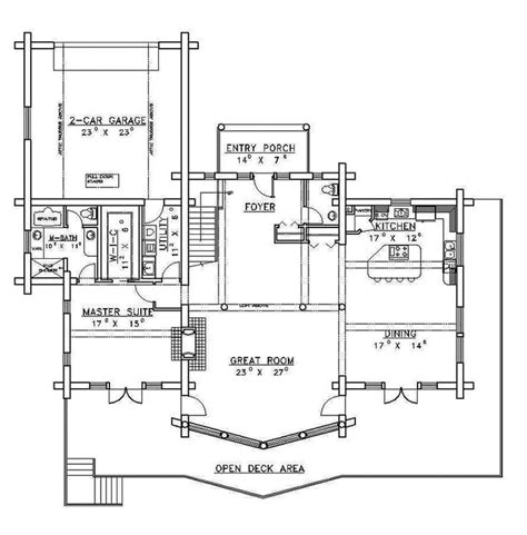 luxury cabin floor plans 1000 images about floor plans on house plans