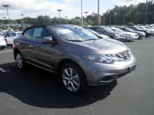 Used Nissan Murano Crosscabriolet Convertible Nissan Murano Crosscabriolet Mitula Cars