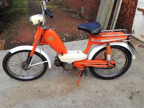 honda novio moped