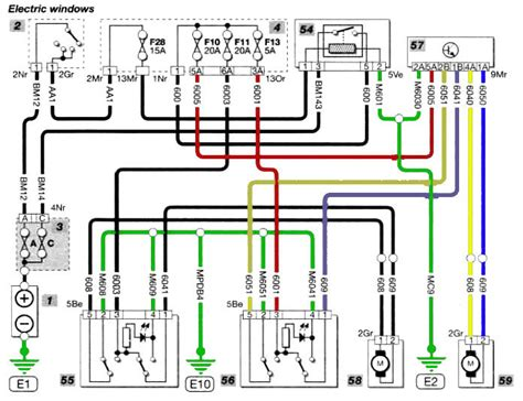 wiring diagram for citroen berlingo torzone org