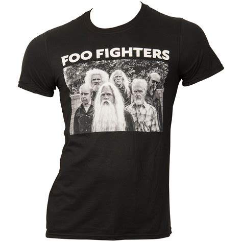 Foo Fighters Tshirt foo fighters t shirt oldband rock n shop rocknshop