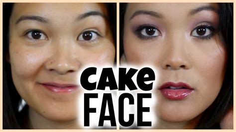 tutorial makeup ultima 2 cake face makeup tutorial youtube