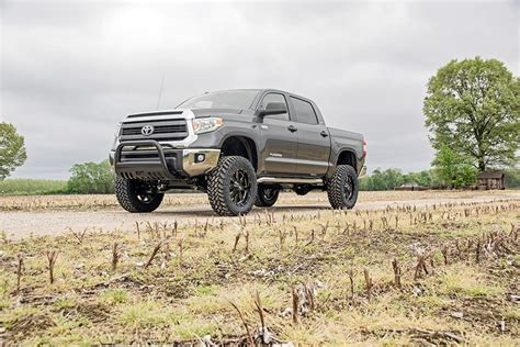Toyota Tundra Country 6 Inch Lift 6in Suspension Lift Kit For 07 15 Toyota Tundra