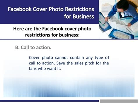 c section restrictions facebook cover restrictions for business