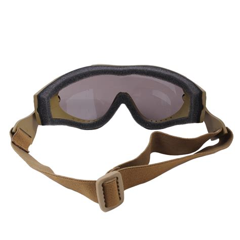 Swat Goggles swat swattec black coyote brown tactical anti fog scratch goggles