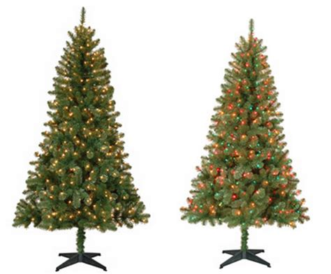 cvs christmas trees pre lit time 6 5 pre lit trees only 39 shipped