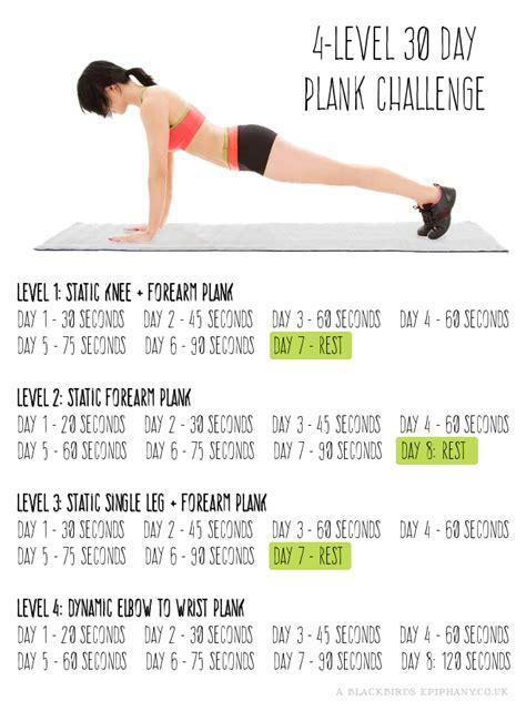 plank challenge chart printable plank challenge 2014 chart ask home design