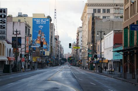 l stores los angeles photos a changing broadway for the curious