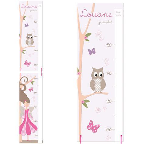Ordinaire Chambre Petite Fille Pas Cher #8: Toise-princesse-fleurs_1394742726.jpg