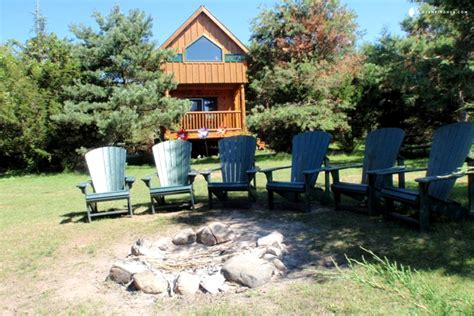 Cabin Getaways Ontario by Cing Cabin Large Groups Island In Ontario
