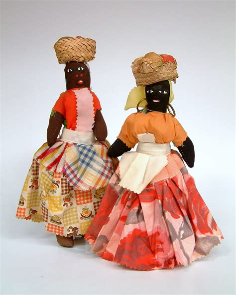 black jamaican doll jamaica black dolls national costume doll collection