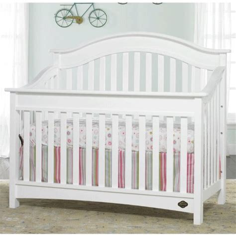 Bonavita Easton Lifestyle Crib Classic White Baby Shop Bonavita Baby Crib