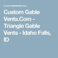 1000 images about gable vents on custom
