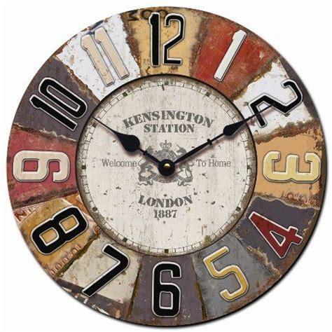 Horloge Cuisine Originale 1870 by 19 Best Horloges Images On Wall Clocks Wood