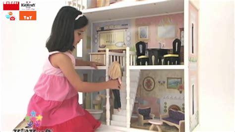 doll house youtube kidkraft savannah dollhouse youtube