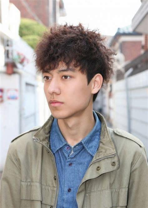 gambar  foto model rambut pria korea  keren populer