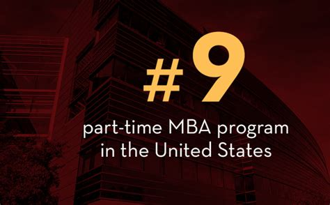 Part Time For Mba Graduates In Hyderabad by U S News Rates Carlson Part Time Mba Program 9th Best