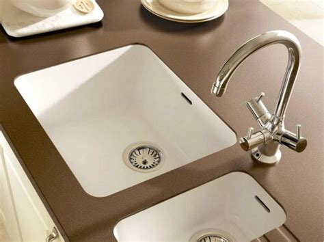 solid surface kitchen sinks the best kitchen sinks 9 materials you will