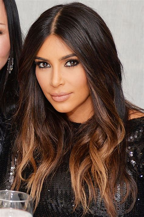 hairstyle ideas brunette 18 new balayage hair ideas to try this summer kardashian