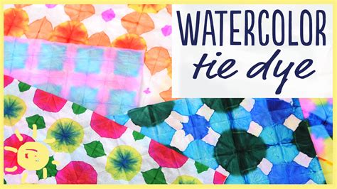 tie dye home decor diy watercolor tie dye home decor what s up