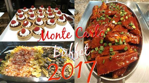 Monte Carlo Dinner Buffet 2017 Las Vegas Youtube Dinner Buffet Las Vegas