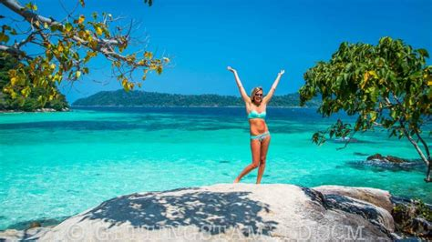 ultimate thailand island hopping guide getting stamped
