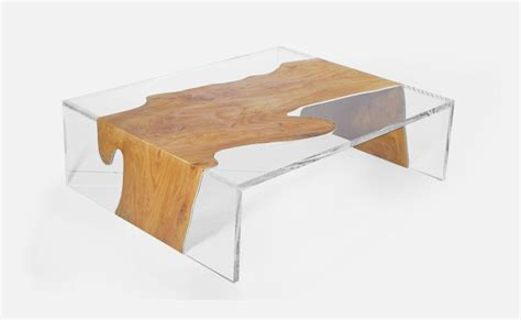 acrylic modern furniture contemporary lucite furniture designers table with
