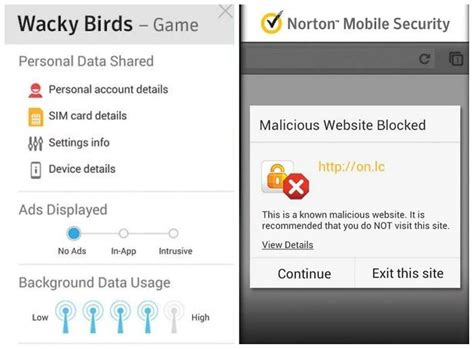 norton mobile security for android best android antivirus and mobile security apps 2016