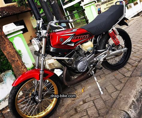 Yamaha Rx King 2000 Orsinil modifikasi motor honda tiger 2000 modifikasi motor tiger