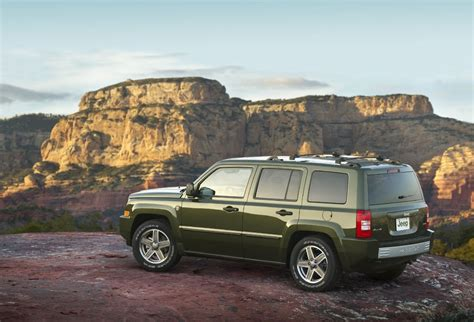 2007 Jeep Patriot 2007 Jeep Patriot Pictures Photos Gallery Green Car Reports