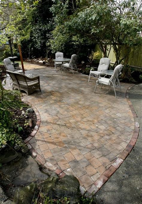 52 Best Images About Paver Patio On Pinterest San Diego Recycled Patio Pavers