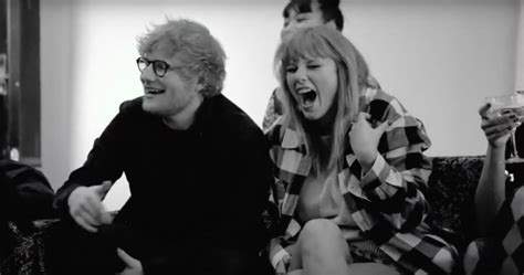 end game taylor swift lyrics e traduzione taylor swift s bts video for quot end game quot is just her and ed