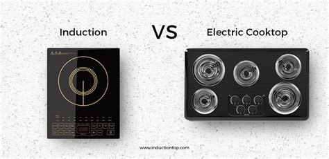 induction cooktop vs gas stove induction vs electric cooktop