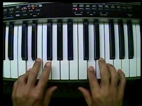 youtube keyboard tutorial piano lessons for the absolute beginner youtube