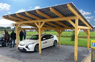 Rv Garage Designs sol 50 solar carport a multi talent sen solare