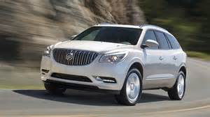 Buick Emclave 2017 Buick Enclave Technical Specifications And Data