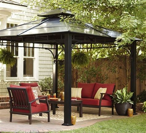 outdoor furniture gazebo awesome patio furniture gazebo grande room choosing