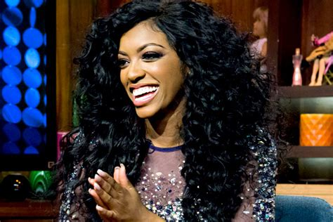 atlanta house hair sneak peek hear porsha williams single flatline the